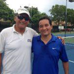 Carlos Omaki e Colon Nunez