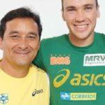 Carlos Omaki e Bruno Soares