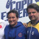 Carlos Omaki e Ricardo Acioly