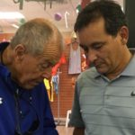 Carlos Omaki e Nick Bolletieri