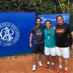 Carlos Omaki e Mario Bravo