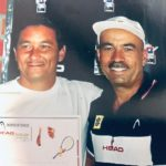 Carlos Omaki e Larri Passos