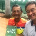 Carlos Omaki e Miguel Olvera