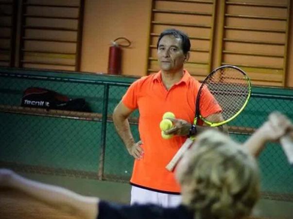 Carlos Omaki Tenis- Acompanhamento Tecnico