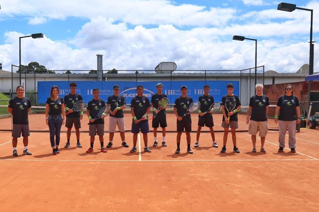 Omaki Tenis Competitivo- Projeto Social Primeiro Servico